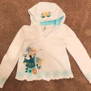 Girls, Disney Frozen sweatshirt